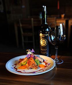 Restaurant Godswaergjistubu in Albinen - Delikatessen, Catering, Kräuterwanderungen